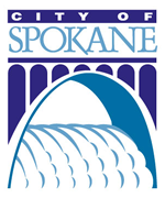 City of Spokane logo